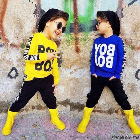 ac6b2a4910535 Erkek Çocuk Giyim, Çocuk Giysileri | Cimcime Bebe