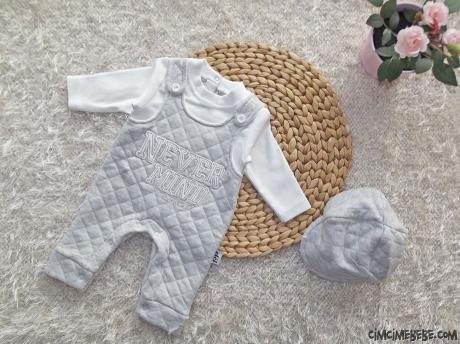 Slopet Görünümlü Bebek Tulum