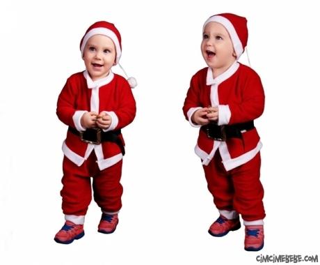 Noel Baba 4'lü Erkek Takım