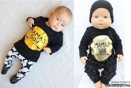 Mamas Boy Badili 3'lü Bebek Takım
