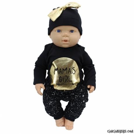 Mamas Girl Badili 3'lü Bebek Takım