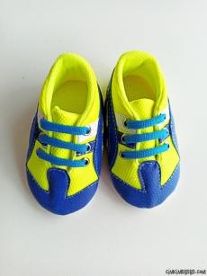 Bağcıklı Erkek Bebek Ayakkabı