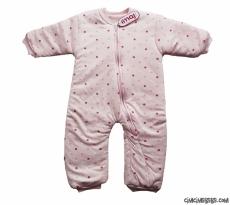 İçi Elyaflı Soft Çocuk Uyku Tulumu