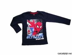 Süper Örümcek Erkek Çocuk Sweatshirt