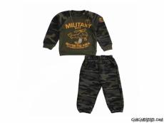 Künye Kolyeli Küçük Asker Takım