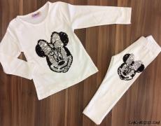Pullu Miki Penye Kız Takım