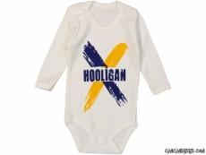Hooligan Fb Askılı Bebek Badi