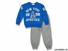 Athletics Baskılı Erkek Çocuk Eşofman Takımı