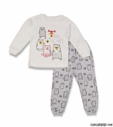 Little Bears Pijama Takımı