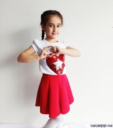 23 Nisan Dalgıç Kız Çocuk Takım
