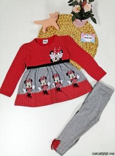 Mikili Kız Çocuk 2'li Takım