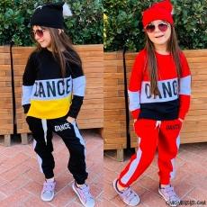 Dance Kız Çocuk Tarz Eşofman Takımı
