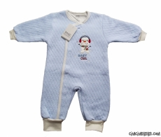 Baby Cool Pamuklu İnce Uyku Tulumu