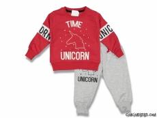 Unicorn Baskılı Eşofman Takımı