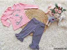 Ponny Kız Bebek Takım