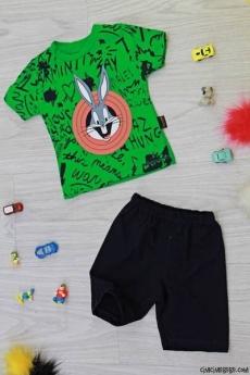 Bay Tavşan Erkek Çocuk Takım