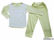 Kalpli Kız Pijama Takımı 5-8 Yaş