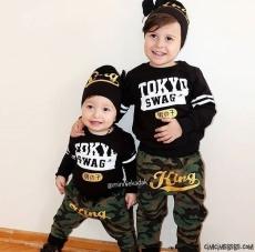 Tokyo Swag Şapkalı Eşofman Takımı