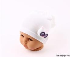 Oyuncaklı Bebek Şapka