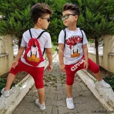 Donald Çantalı Erkek Çocuk Takım