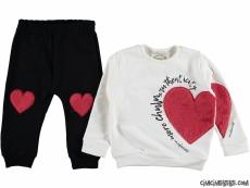 Love Kız Çocuk Takım