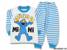 Tatlı Kurabiye Canavarı Pijama Takımı