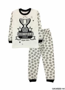 Şampiyon Bjk Taraftar Pijama Takımı
