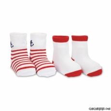 Denizci Desen 2'li Çorap Seti