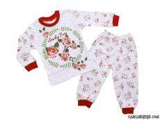 Flowers Pijama Takımı