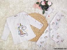 Unicorn Penye Çocuk Takım