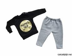 Mamas Boy İçi Polar Takım