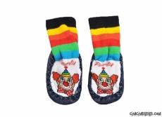 Palyaço Çarık Çorap