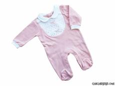 Soft Kız Bebek Tulum