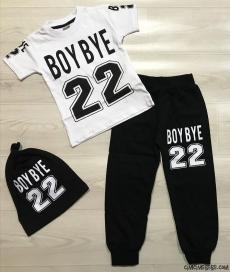 Boy Bye Erkek Çocuk Takım