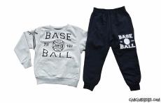 Baseball Erkek Çocuk Eşofman Takımı