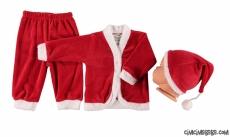 Yılbaşına Özel Polar Noel Baba Kostüm