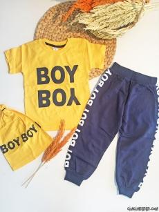 Boy Erkek Çocuk Eşofman Takımı