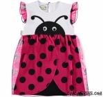Uğur Böceği Elbise
