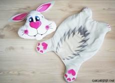 Tavşancık Bebek Alt Açma Seti
