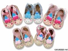 Unicorn Kız Bebek Ayakkabı
