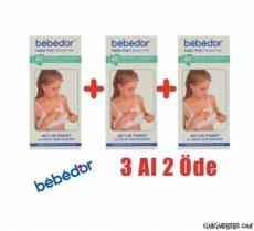 Bebedor 3 Al 2 Öde Göğüs Pedi