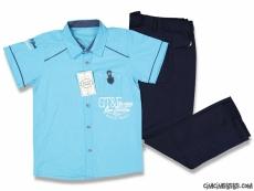 Erkek Çocuk Gömlekli Takım