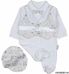 Erkek Bebek Mevlütlük Tulum