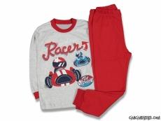 Racing Arabalı Erkek Pijama Takım