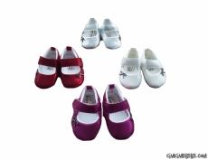 Fiyonk Detaylı Kız Bebek Ayakkabı