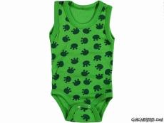 Kurbağa Figürlü Bebek Badi