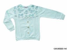 Kabartmalı Peri Masalı Bluz