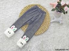 Tavşancıklı Balıksırtı Kışlık Tayt