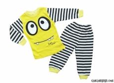 Canavar Baskılı Pijama Takımı