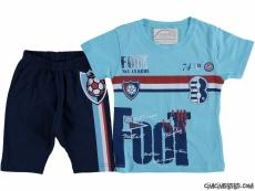 Foot Erkek Çocuk Pijama Takımı